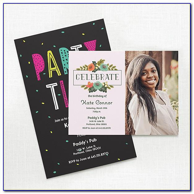 Vistaprint Happy Birthday Cards
