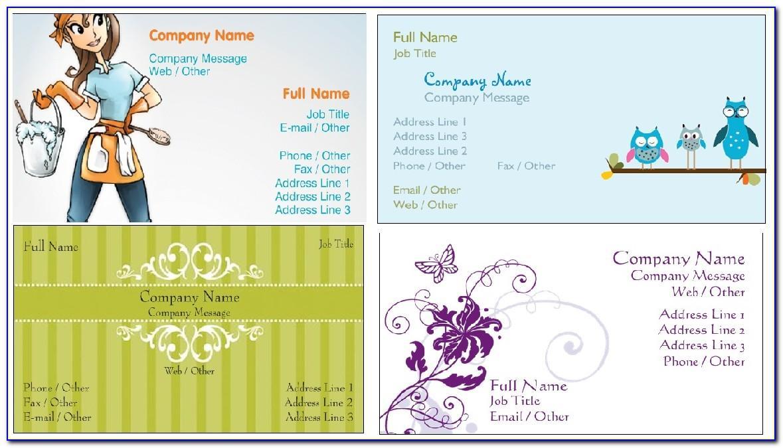 Vistaprint Premium Business Cards