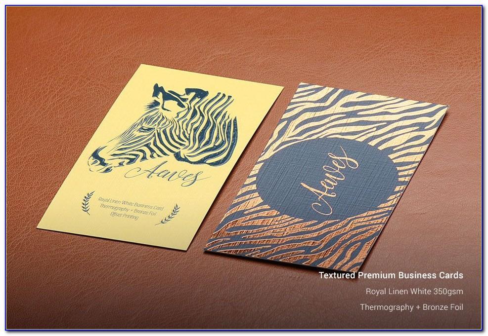 Vistaprint Turnaround Time Business Cards