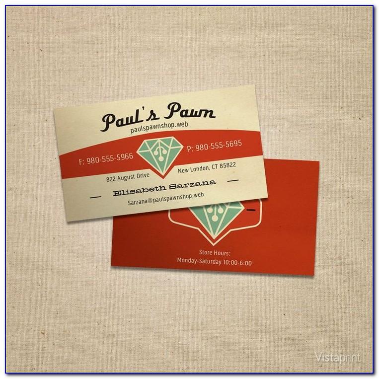 Walgreens Custom Business Cards