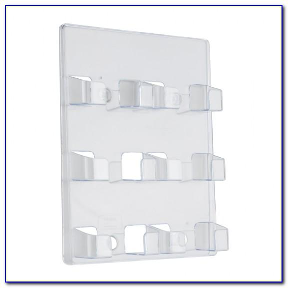 Wall Mounted Business Card Display