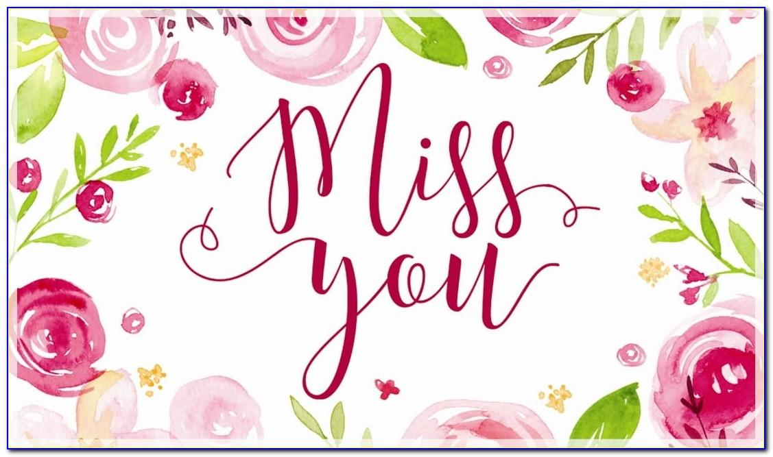 We Will Miss You Cards For Coworker Printable Free