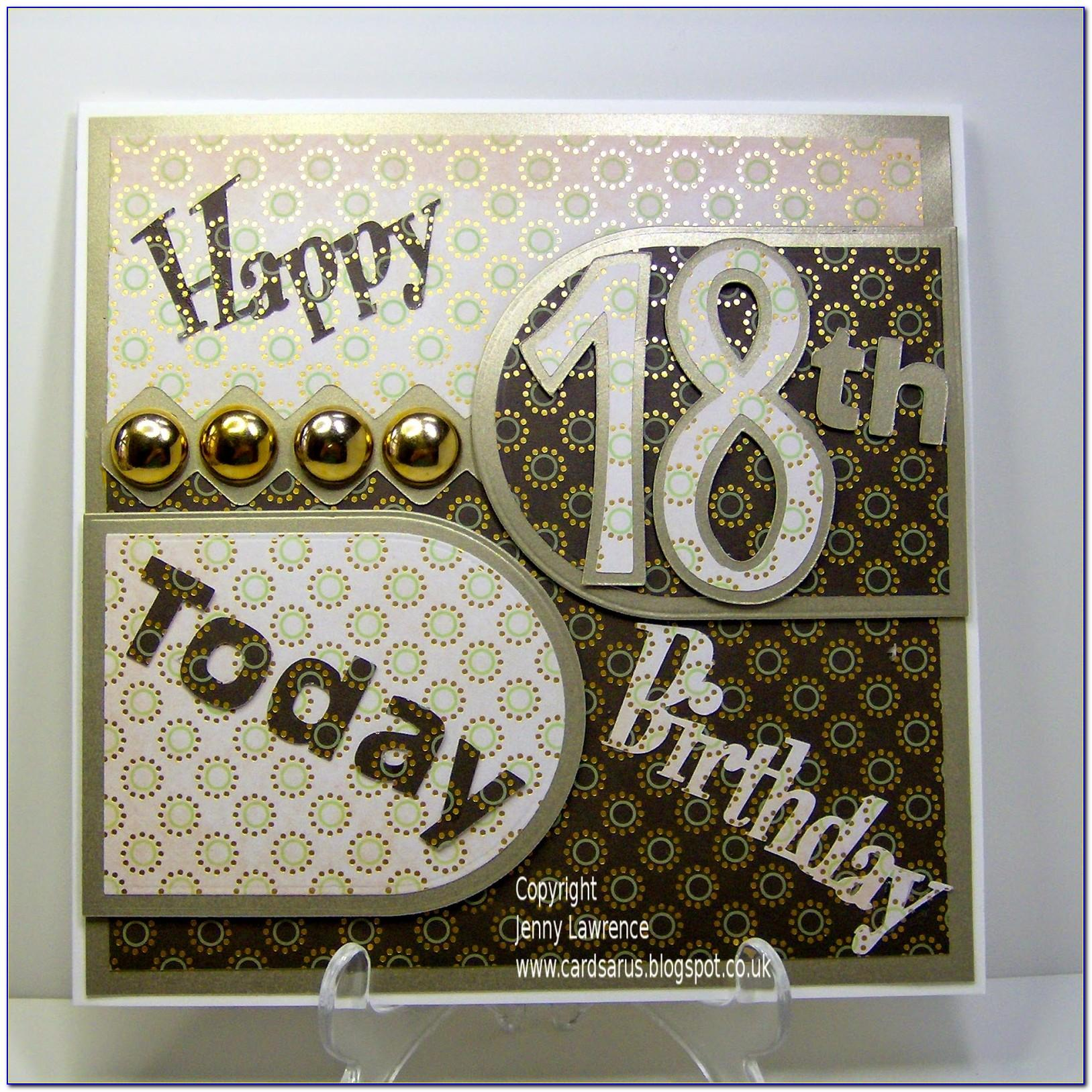 What Should I Write In My 18th Birthday Card For My Grandson