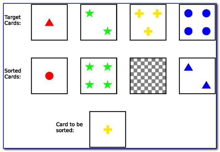 Wisconsin Card Sorting Test Online Free Download