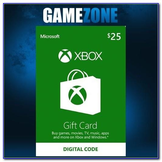 Xbox One Points Card Free