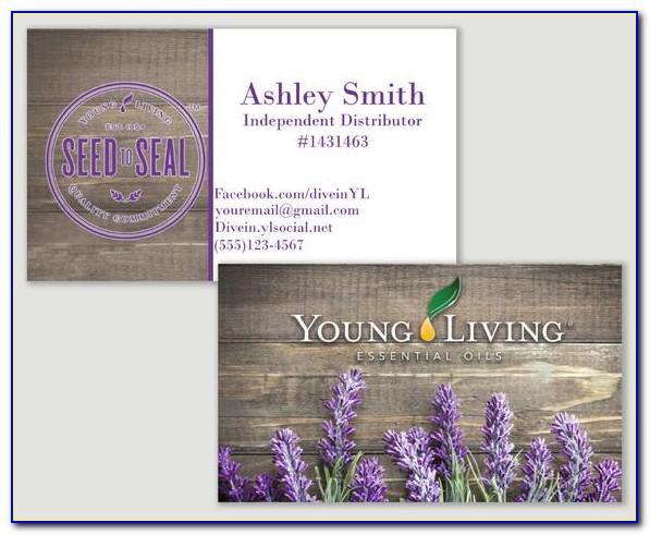 Younique Business Cards Vistaprint