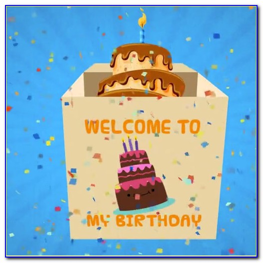 123 Invitation Cards Birthdays