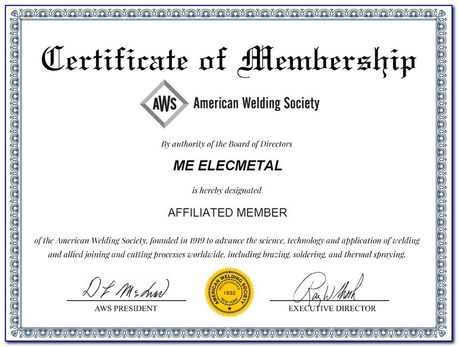 6g Welding Certification Malaysia