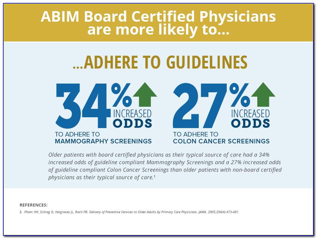 Abim Board Certification Eligibility