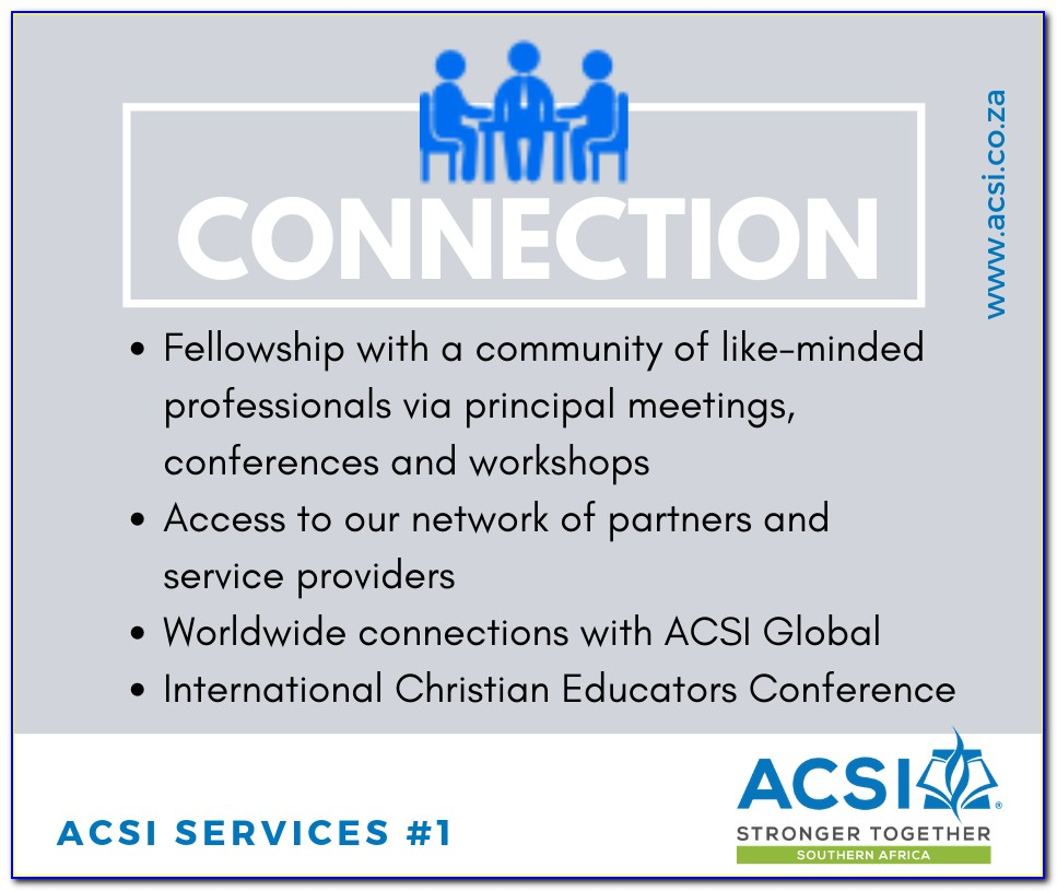 Acsi Christian School Teacher Certification