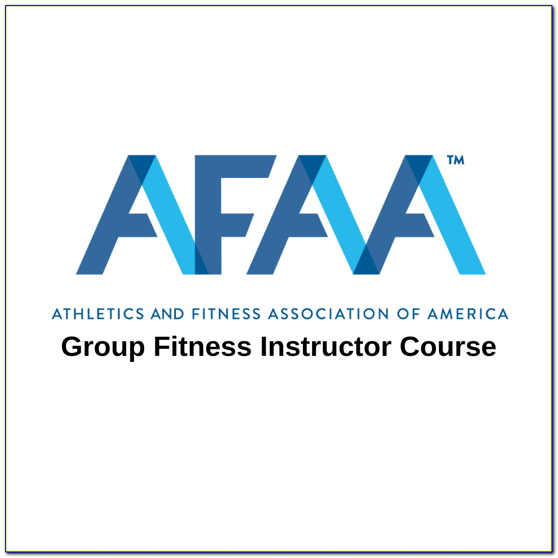 Afaa Group Fitness Certification Practice Test