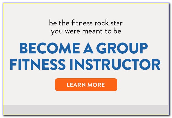 Afaa Group Fitness Certification Renewal