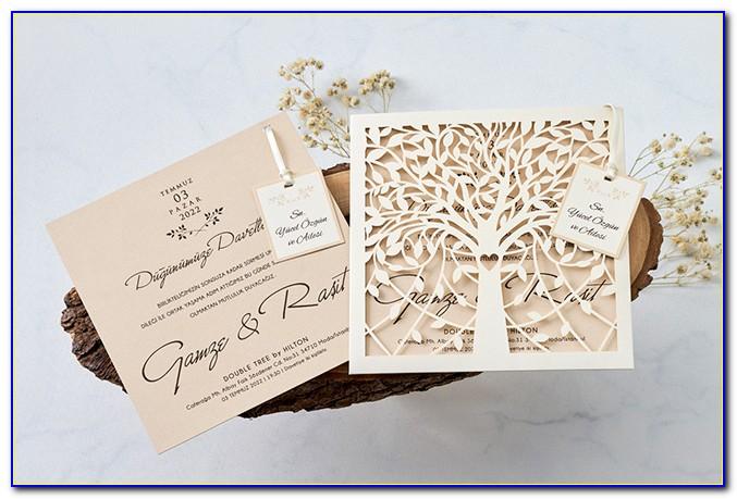 Afghan Wedding Invitation Cards Dari