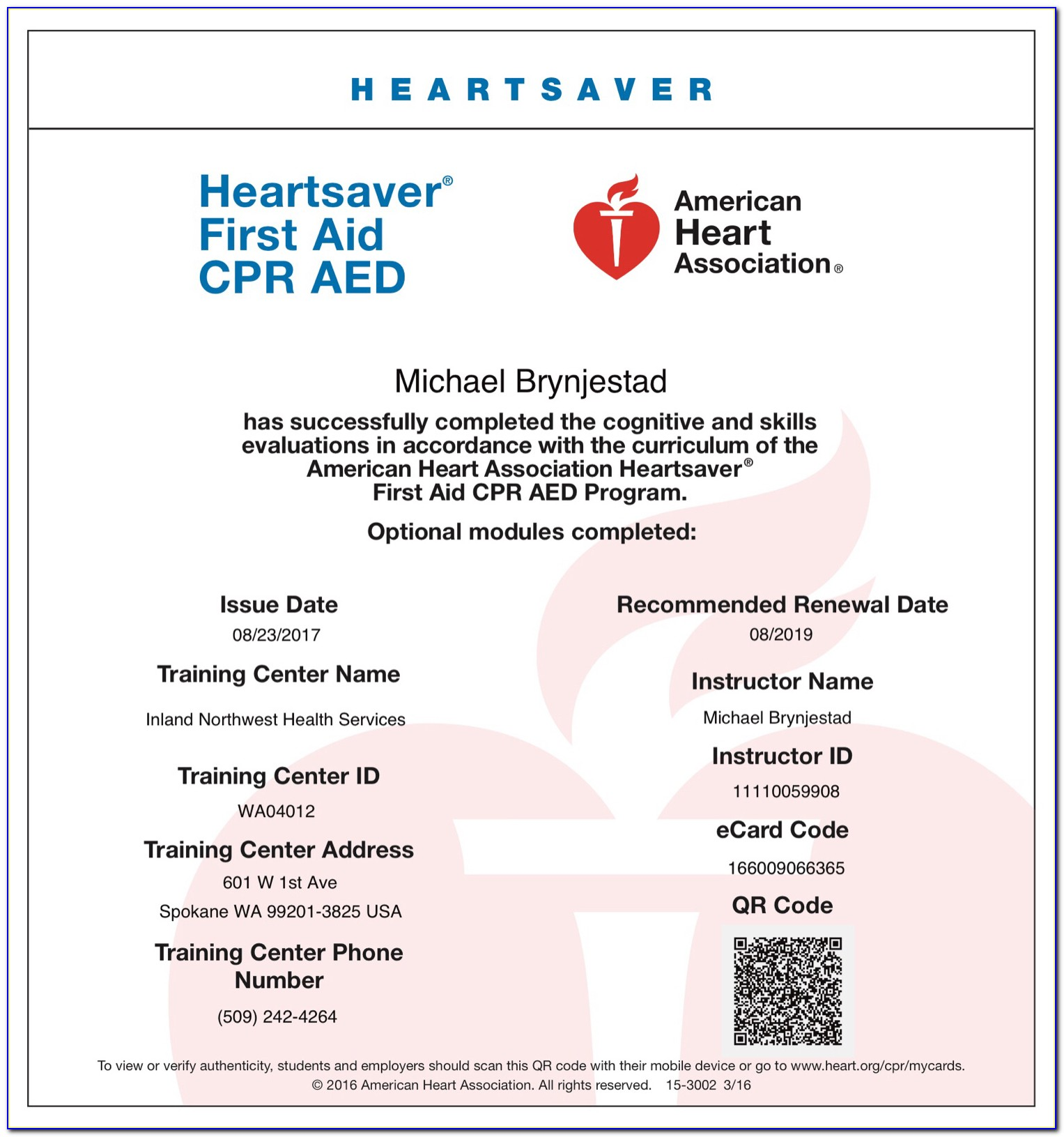 Aha Cpr Certification Lookup By Name