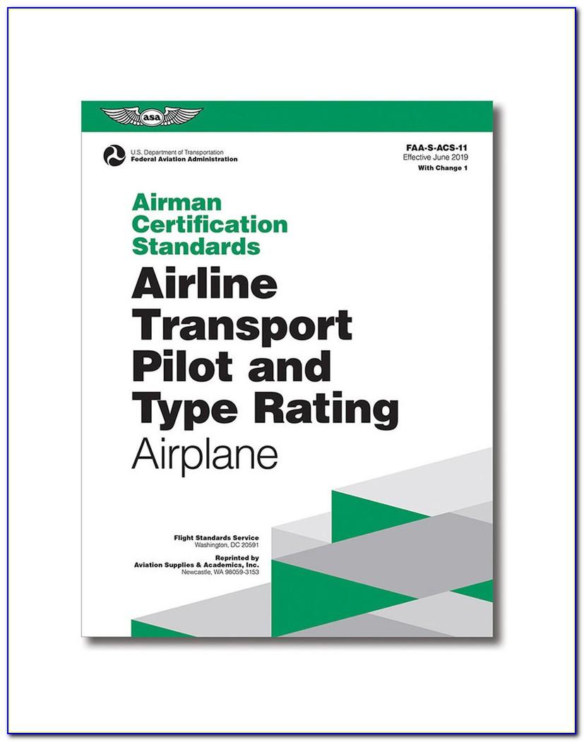 Airman Certification Standards Private Pilot Pdf