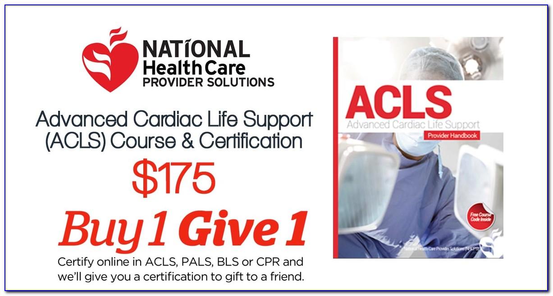 American Heart Association Acls Certification Lookup