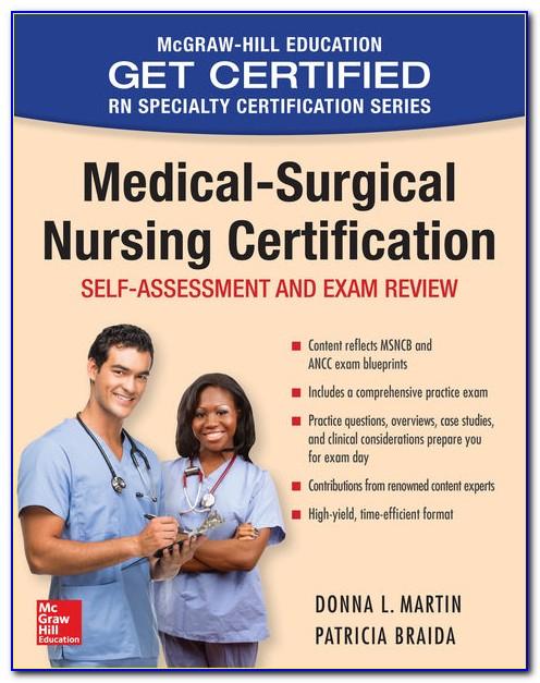 Ancc Med Surg Certification Practice Test