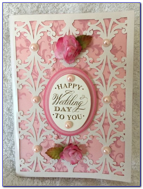 Anna Griffin Wedding Card Toppers