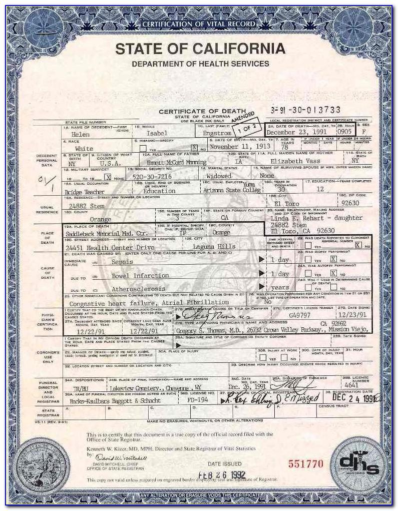 Apostille Birth Certificate Austin Texas