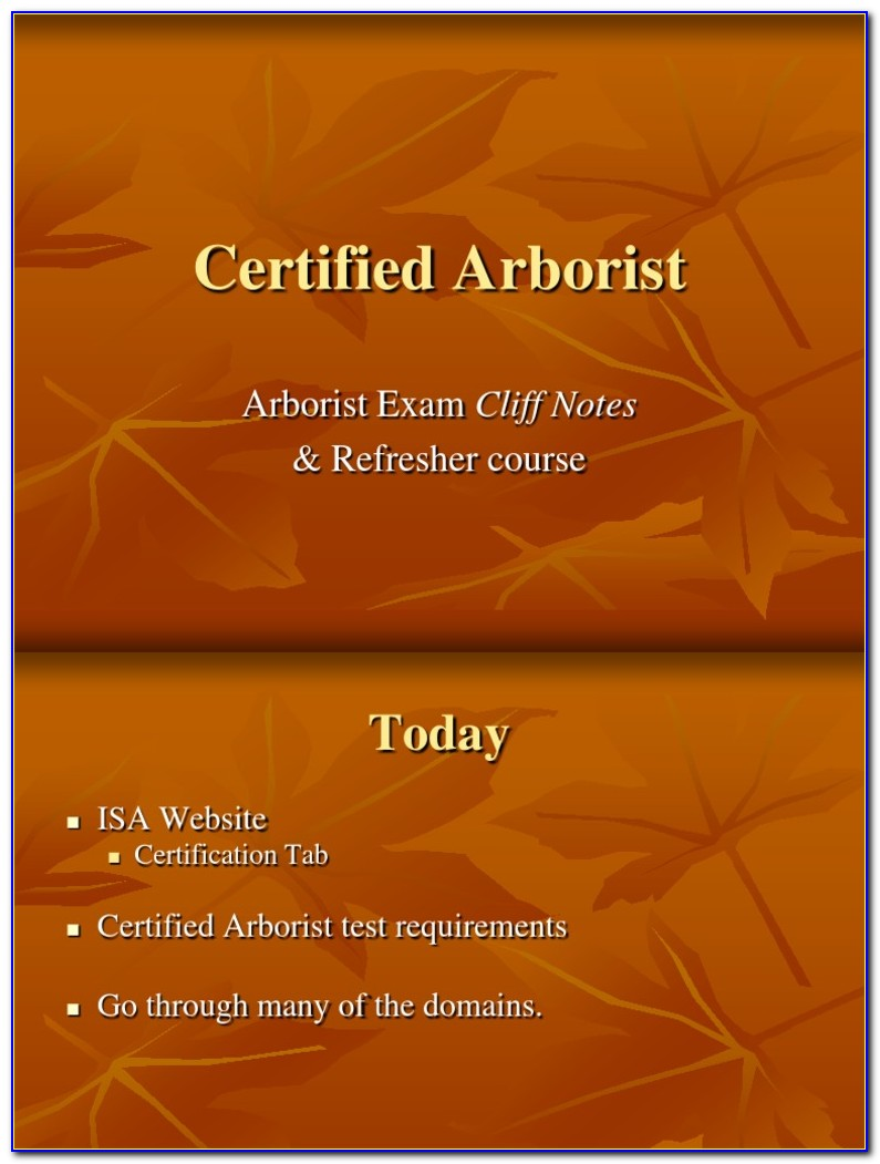 Arborists' Certification Study Guide Third Edition