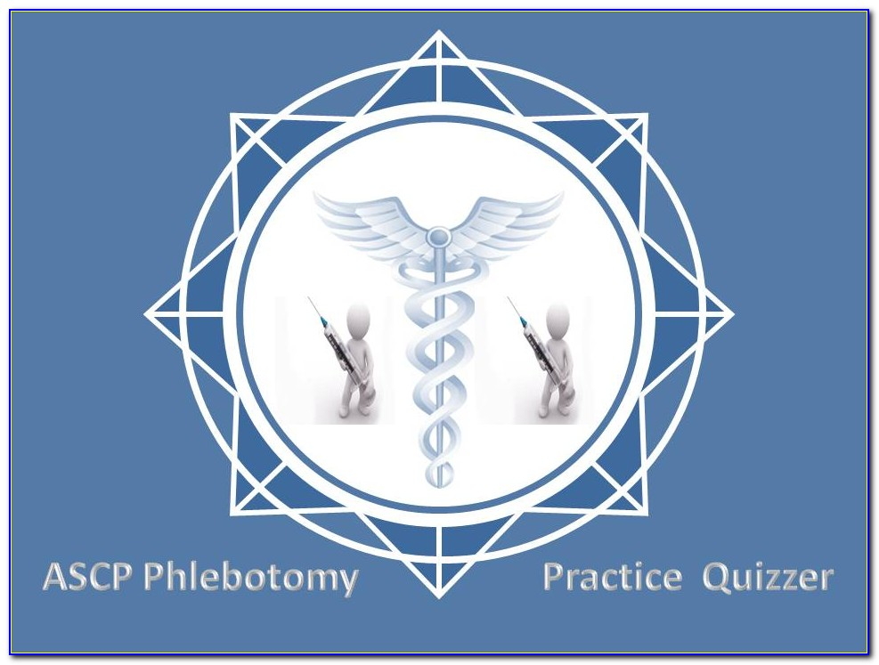 Ascp Phlebotomy Certification Phone Number