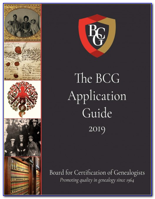 Association Of Professional Genealogists The Board For Certification Of Genealogists And Icapgen