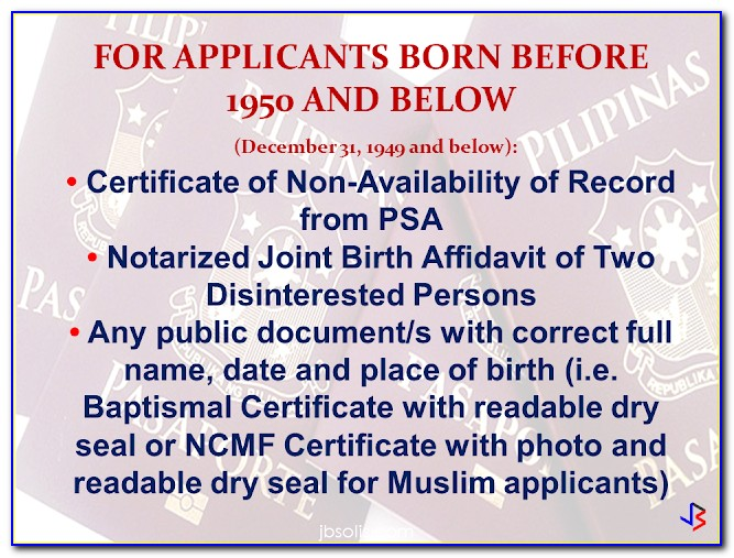 Authenticated Birth Certificate Benefits