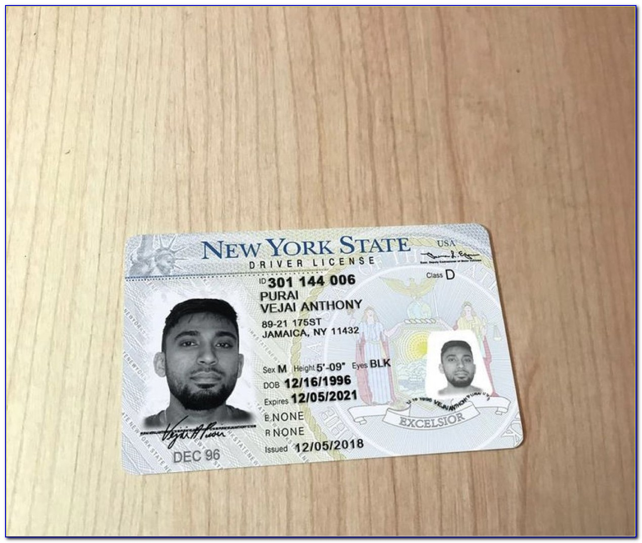 Authenticated Birth Certificate On Security Paper Meaning