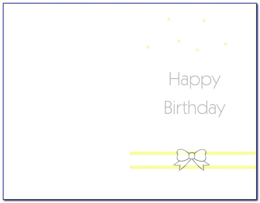 Avery Greeting Card Templates Free