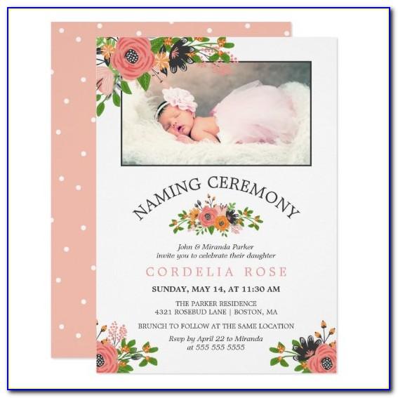Baby Naming Ceremony Invitation Card In Marathi Online Free