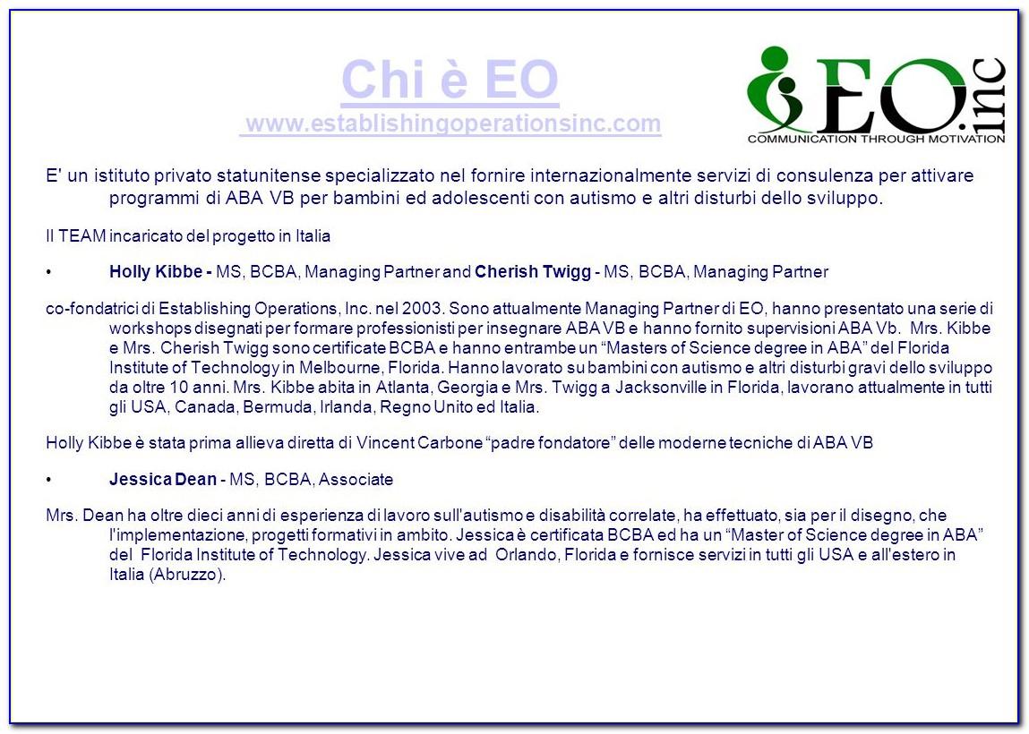 Bcba Certification Programs Online Florida