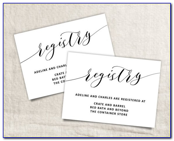 Bed Bath And Beyond Wedding Registry Gift Cards