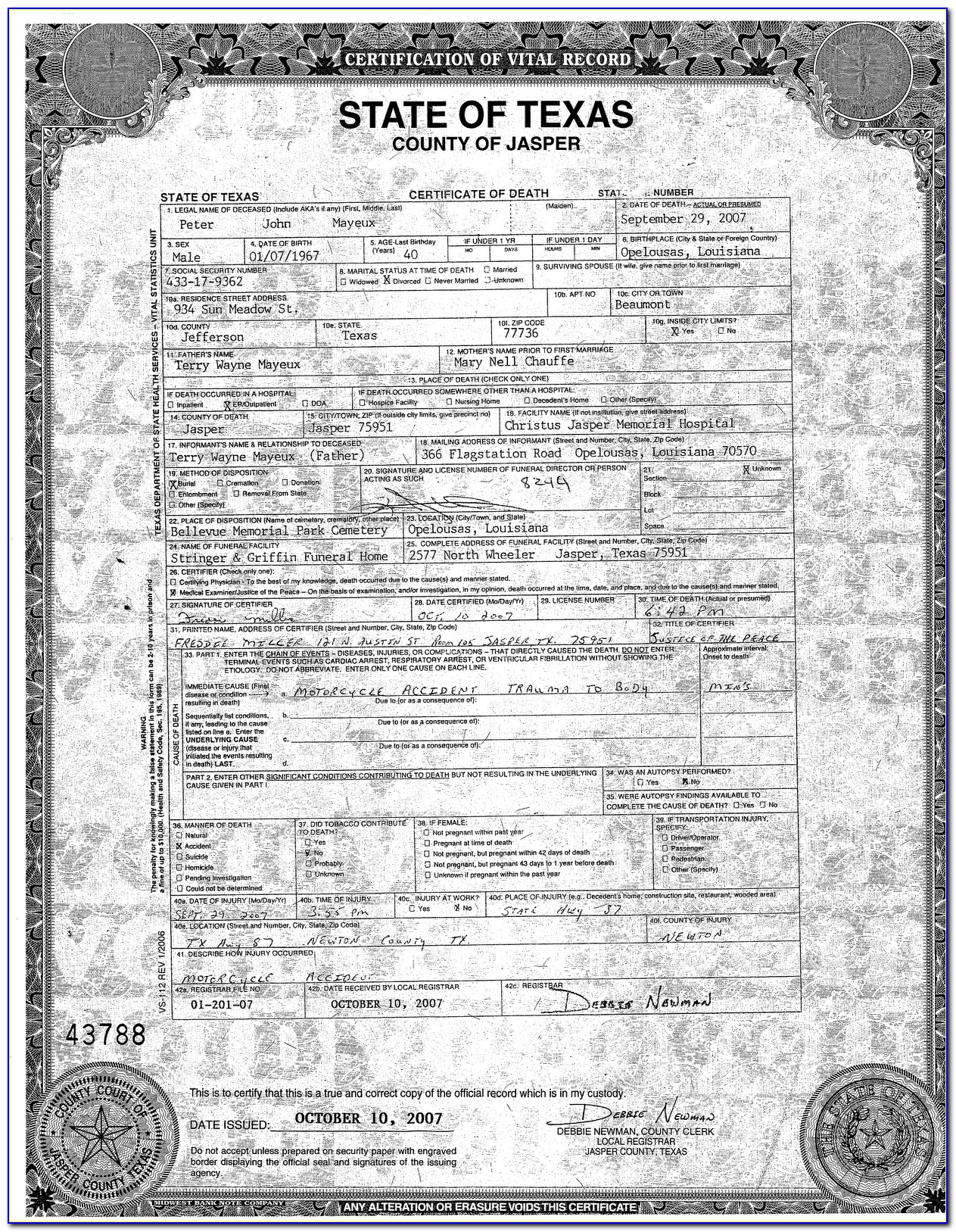 Birth Certificate Raleigh Nc