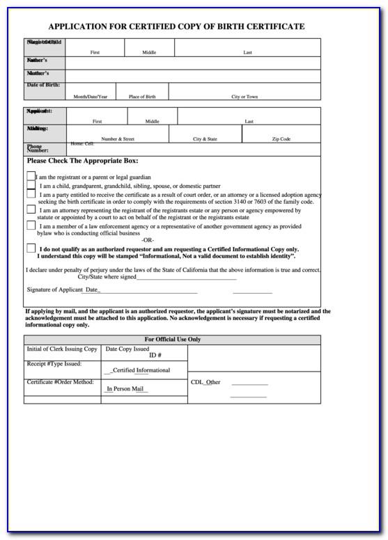 Birth Certificate Replacement Salt Lake City Utah