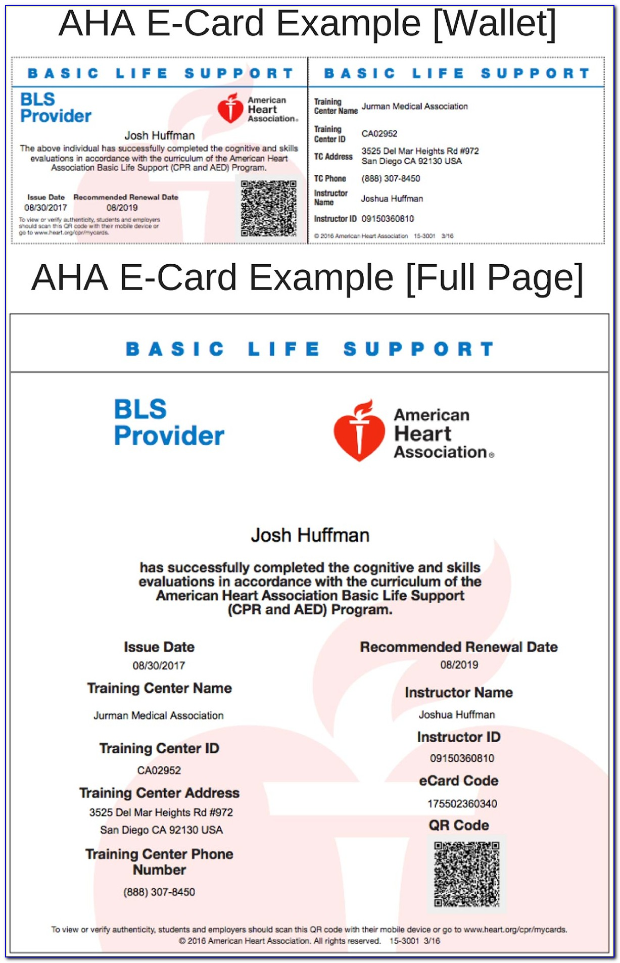 Bls Certification Utah County