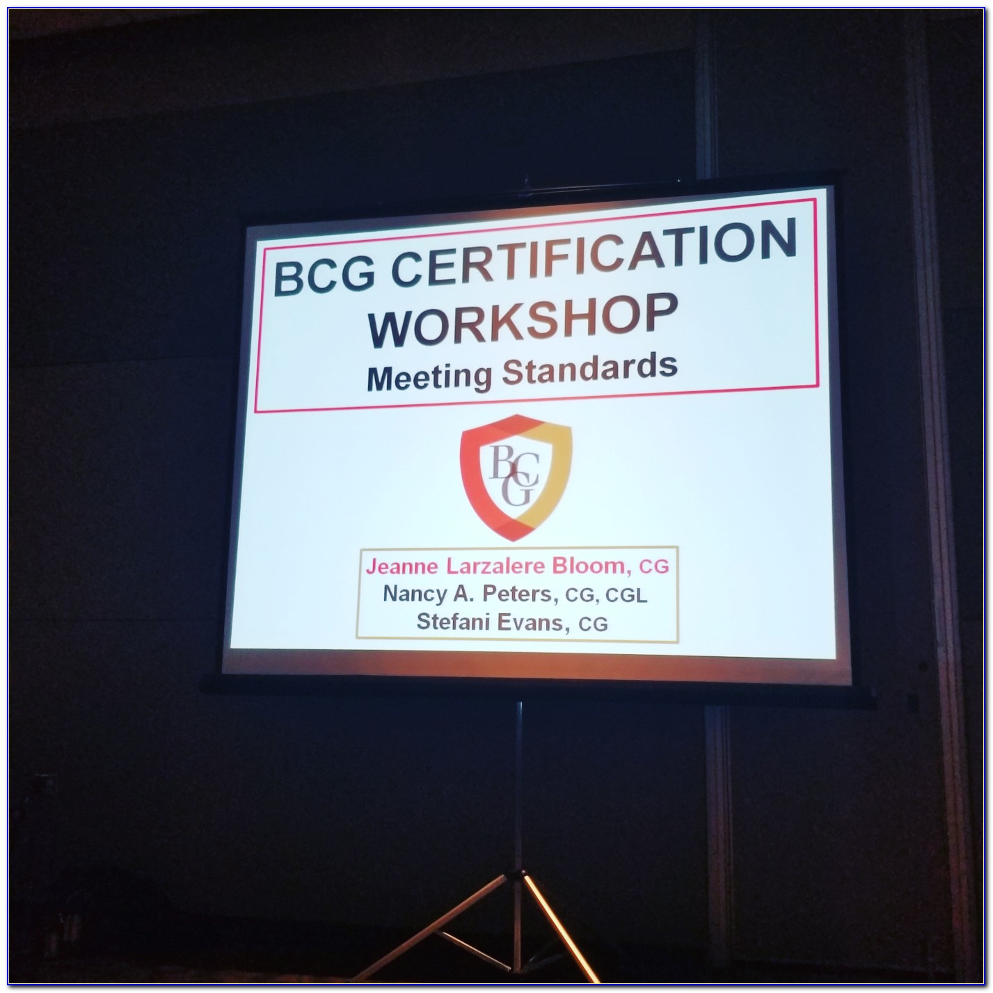 Board For Certification Of Genealogists. Genealogy Standards. Second Edition