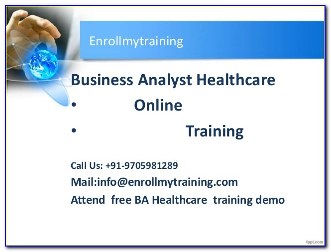 Business Analyst Certification Online Course Free