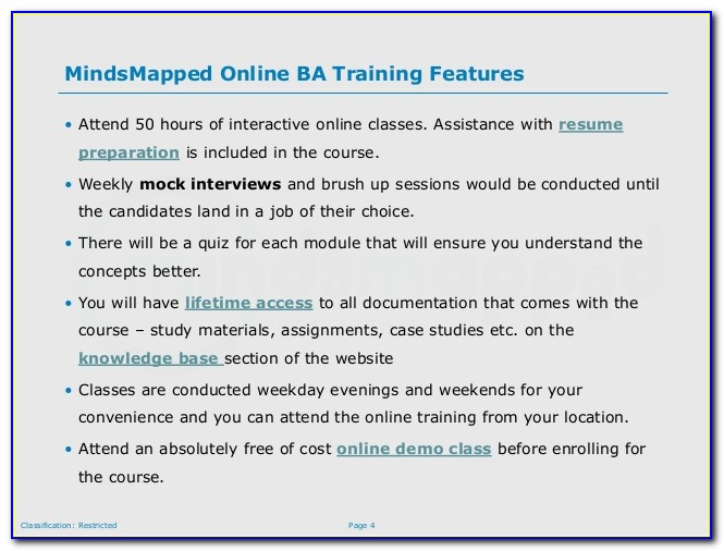Business Analyst Certification Online India
