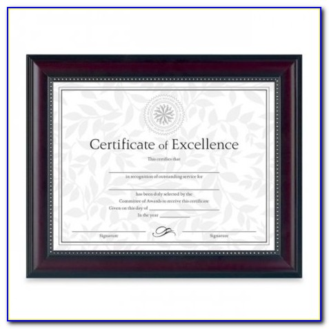 Certificate Frames Walmart Canada