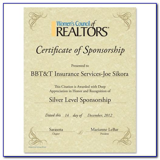 Certificate Of Appreciation Wording Volunteer