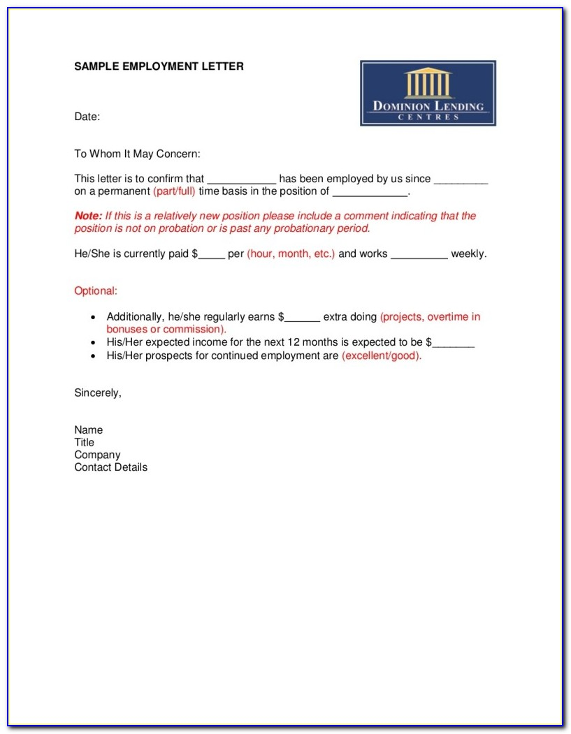 Certificate Of Employment Sample Malaysia