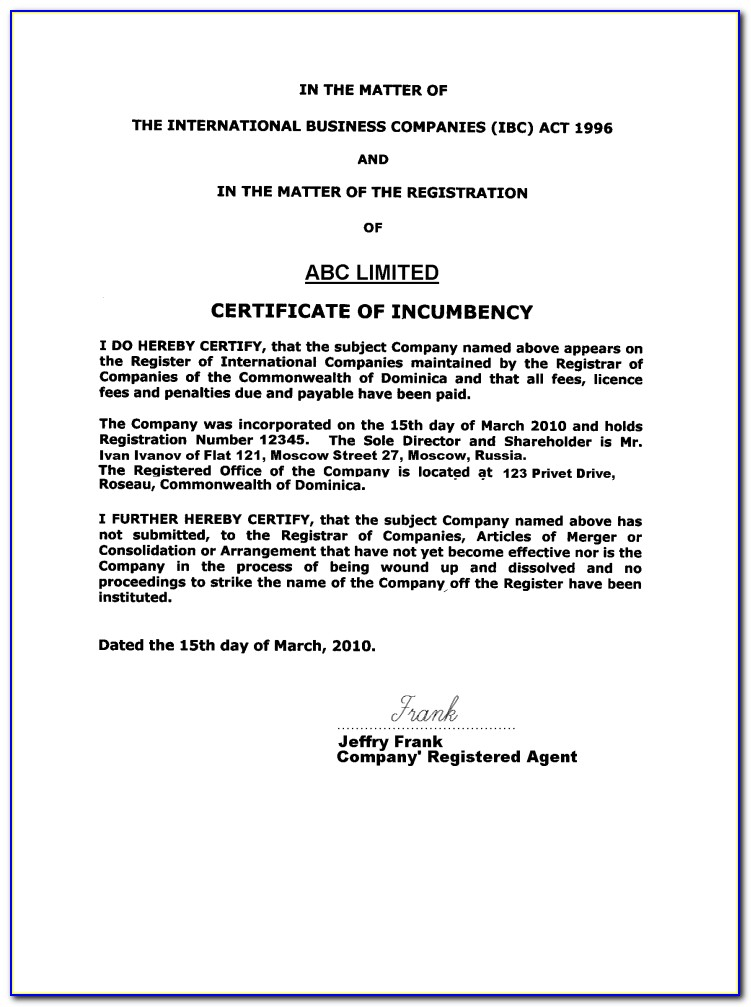 Certificate Of Occupancy Houston Cost