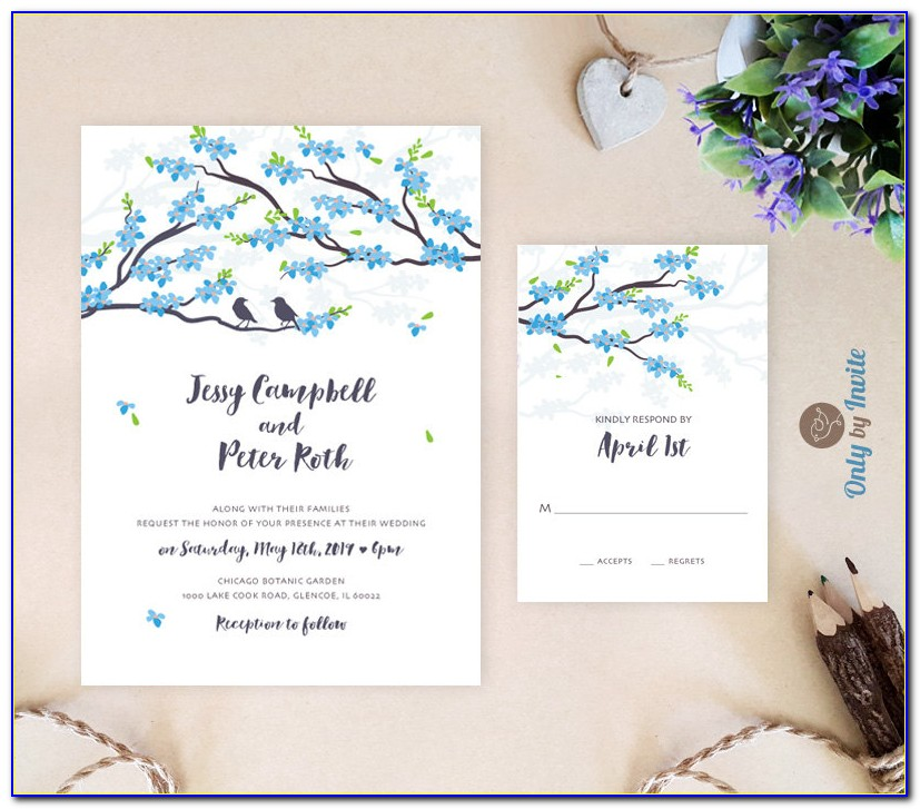 Cheap Rsvp Cards For Wedding