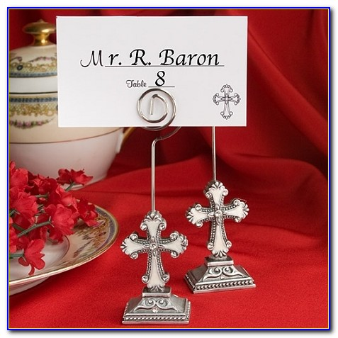 Cheap Wedding Place Card Ideas