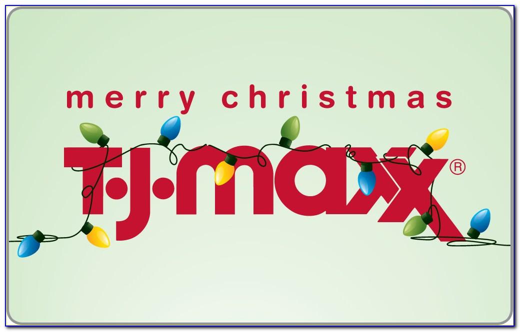 Check Tj Maxx Rewards Certificate
