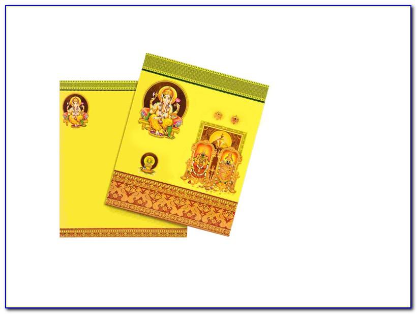 Christian Wedding Card Printers In Bangalore
