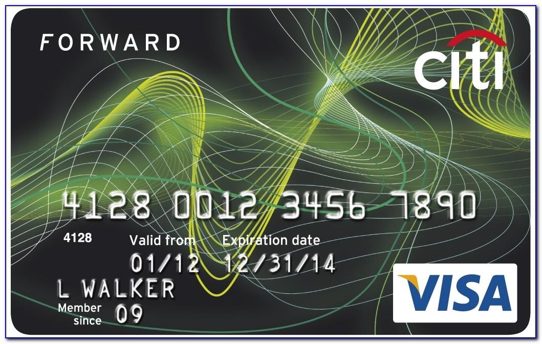 Citi Simplicity Card Invitation