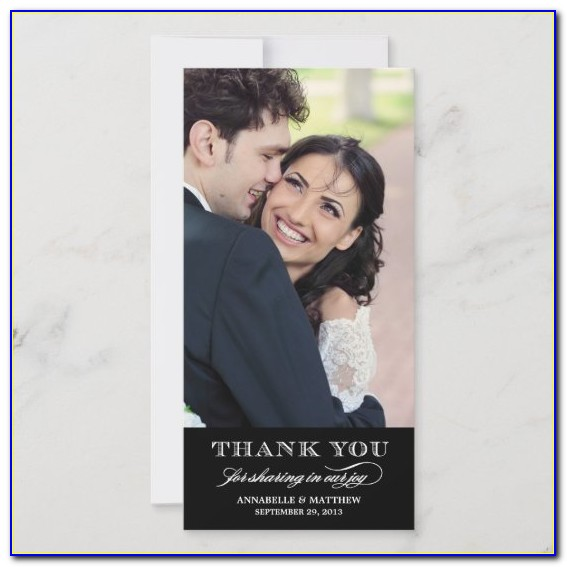 Cvs Wedding Photo Thank You Cards