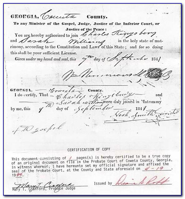Denton County Court Records Birth Certificates