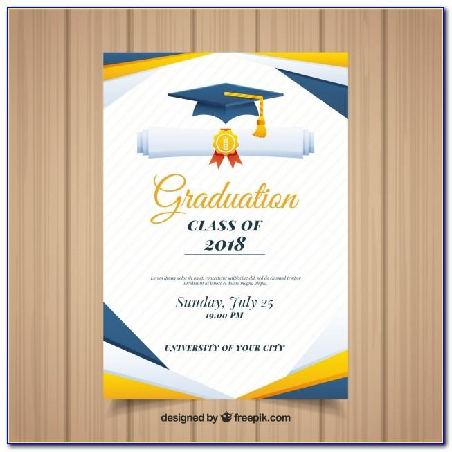 Design Your Own Graduation Invitation Cards